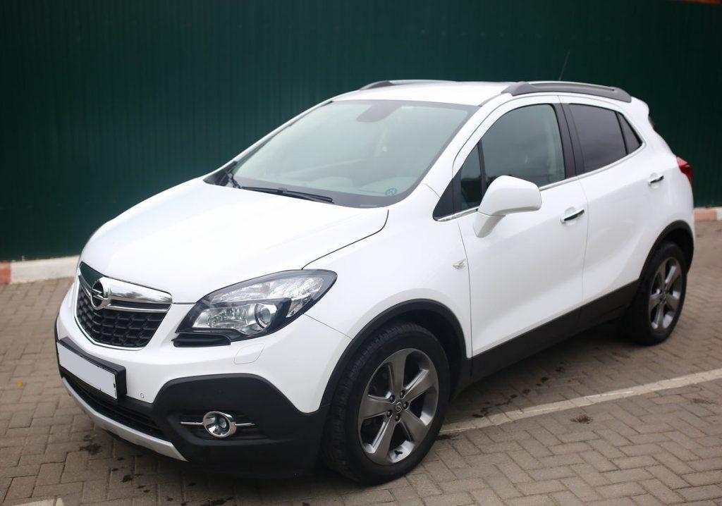 Opel Mokka внешний вид