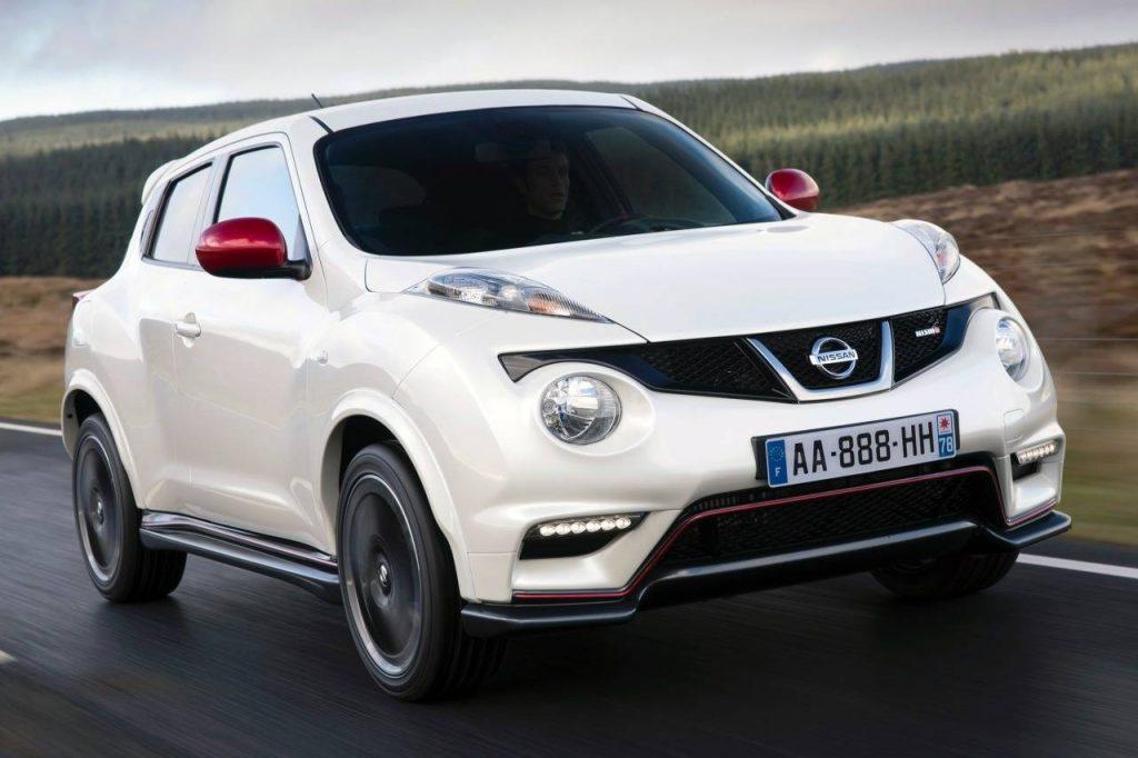 Nissan Juke 2013 внешний вид