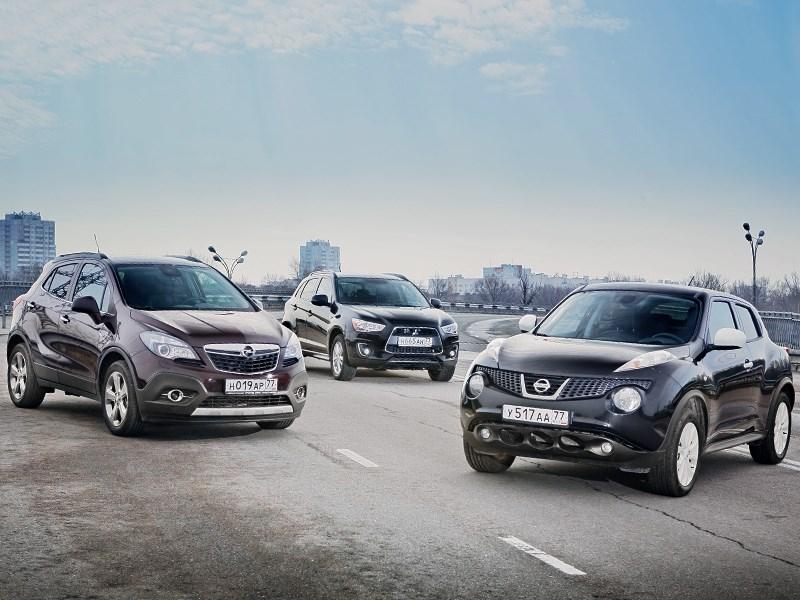Новый Opel Mokka на фоне соперников: стоит ли брать авто?