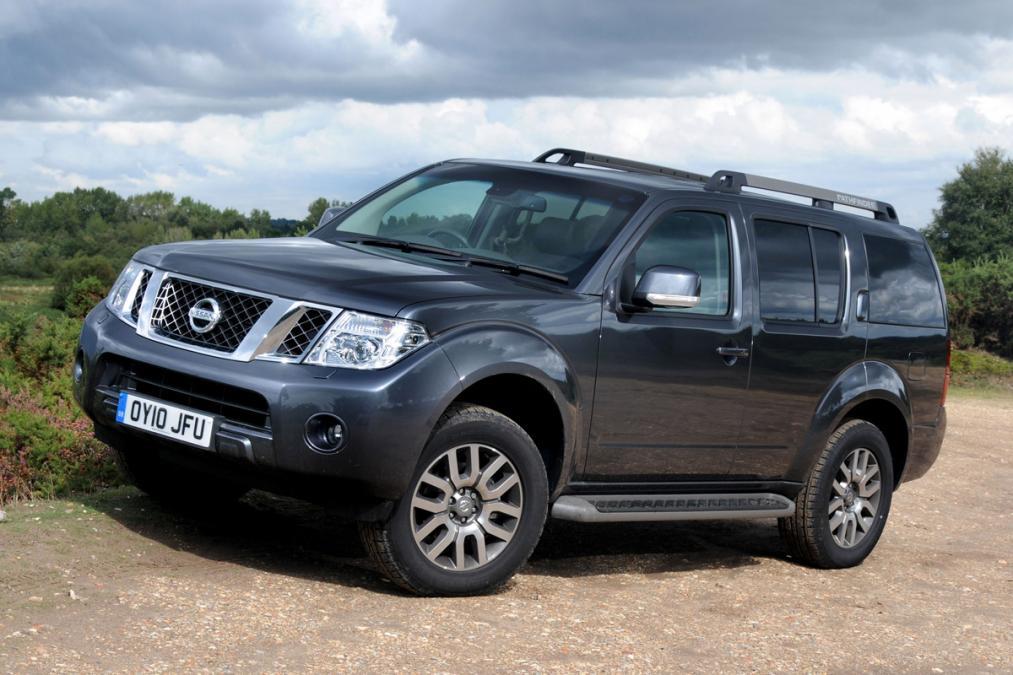 Nissan Pathfinder: гибрид кроссовера и внедорожника