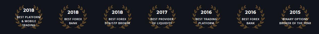 Список наград